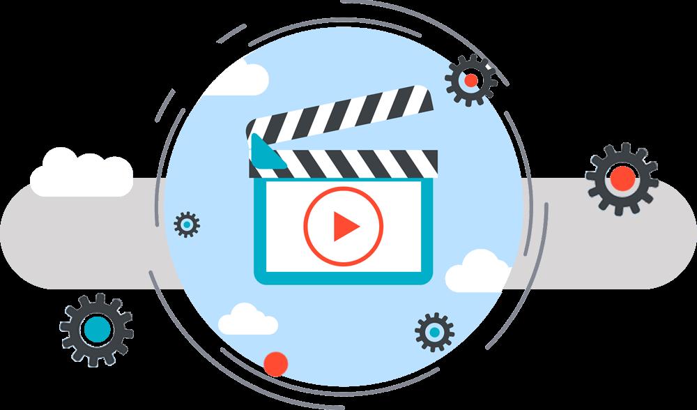 تُعد الفيديوهات الدعائية من أهم أساليب التسويق نظراً لما تتركة من أنطباع جيد عن الشركة من خلال المحتوى القوى الذى يتم تقديمة.