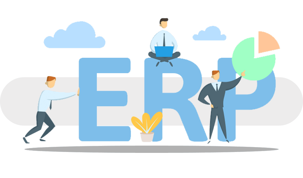البرامج المحاسبية - ERP Systems
